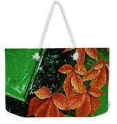 In The Alley Weekender Tote Bag