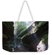 In The Cleft Of The Rock Weekender Tote Bag