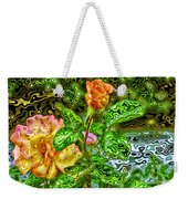 In The Garden Of Dreams Weekender Tote Bag
