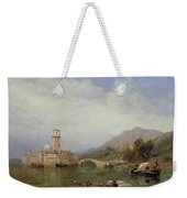 In The Gulf Of Venice Weekender Tote Bag