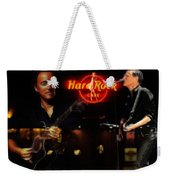 In The Hard Rock Cafe Weekender Tote Bag