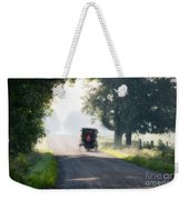 In The Heat Of The Day Weekender Tote Bag