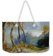 In The Hills Weekender Tote Bag