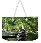 In The Midst Of The Golden Pond Weekender Tote Bag