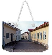 In The Old Town With New Possibilities Weekender Tote Bag