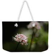 In The Quiet Of The Morning Weekender Tote Bag