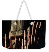 In The Shadow Of The Past Weekender Tote Bag