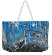 In The Still Of The Night Series 1 Weekender Tote Bag