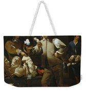 In The Studio Weekender Tote Bag by Michael Sweerts