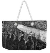 Inca Tomb: Chulpa Weekender Tote Bag