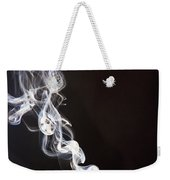 Incense Smoke Rising, New Zealand Weekender Tote Bag
