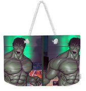 Incredible - Gently Cross Your Eyes And Focus On The Middle Image Weekender Tote Bag