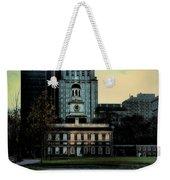 Independence Hall - The Cradle Of Liberty Weekender Tote Bag