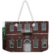 Independence Hall Philadelphia I Weekender Tote Bag