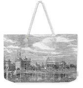 India: Golden Temple, 1858 Weekender Tote Bag