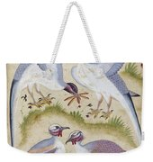 India: Pheasants Weekender Tote Bag