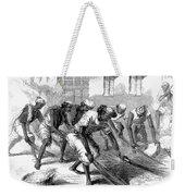 India: Street Sweepers Weekender Tote Bag