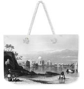 India: Taj Mahal, C1860 Weekender Tote Bag