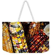 Indian Corn 2 Weekender Tote Bag