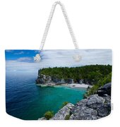 Indian Head Cove Weekender Tote Bag