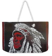 Indian Motorcycles Weekender Tote Bag