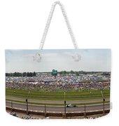 Indianapolis Race Track Weekender Tote Bag