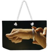 Indias Sikhs Are Recognized By A Steel Weekender Tote Bag