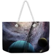 Indra, A Fast Spinning Gas Giant Weekender Tote Bag