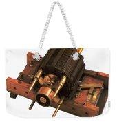 Induction Motor Weekender Tote Bag