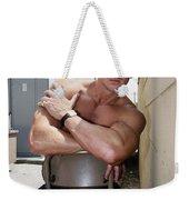 Industrial Strength Palm Springs Weekender Tote Bag