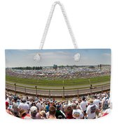 Indy 500  Race Day Weekender Tote Bag