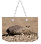 Inert Artillery Rounds Litter Camp Weekender Tote Bag