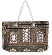 Infinite Detail Weekender Tote Bag
