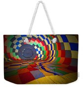 Inflating Weekender Tote Bag by Rick Berk