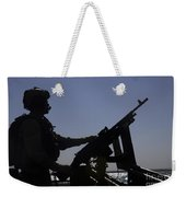 Information Systems Technician Manning Weekender Tote Bag by Stocktrek Images