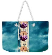 infrared Ferris wheel Weekender Tote Bag