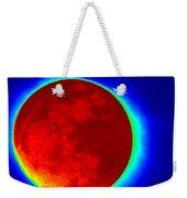 Infrared Super Moon 2012 Weekender Tote Bag