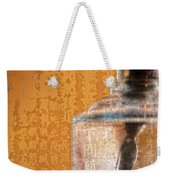 Ink Bottle Calligraphy Weekender Tote Bag