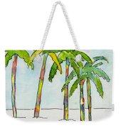 Inked Palms Weekender Tote Bag