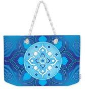 Inner Guidance - Blue Version Weekender Tote Bag