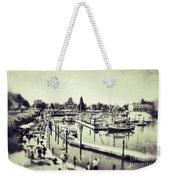 Inner Harbor Weekender Tote Bag