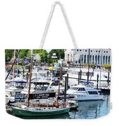 Inner Harbour Weekender Tote Bag