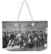 Insane Asylum: Dance Weekender Tote Bag