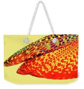 Insect Wing Study Weekender Tote Bag