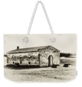 Inside Fort Mifflin - Phildalphia Weekender Tote Bag