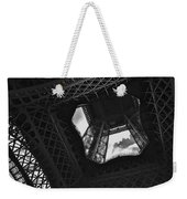 Inside The Eiffel Tower Weekender Tote Bag