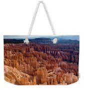 Inspiration Point Weekender Tote Bag