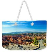 Inspirational Point Weekender Tote Bag
