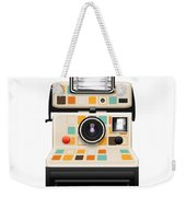 Instant Camera Weekender Tote Bag