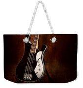 Instrument - Guitar - High Strung Weekender Tote Bag